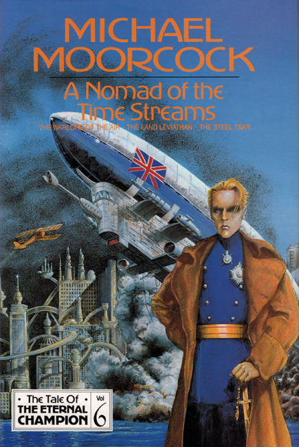 <b><I>A Nomad Of The Time Streams</I></b>, 1993, Millennium h/c omnibus <b>(revised)</b>